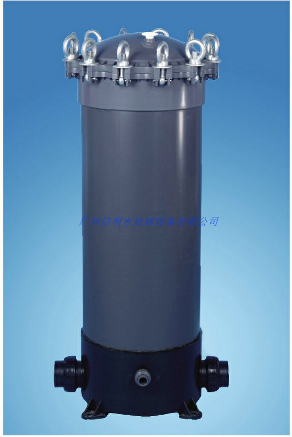 Pvc Cartridge Filter Pvc Filter Cartridge Filter 广州洁明水处理设备有限公司